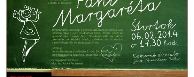 Pani Margaréta