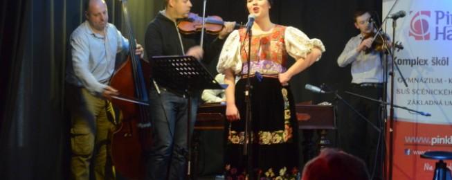 Koncert Jana Záchenská