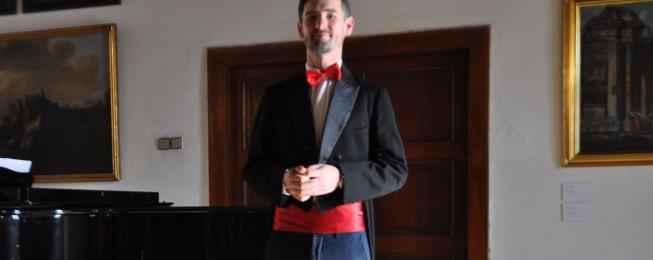 Absolventský koncert Pavla Korduliaka
