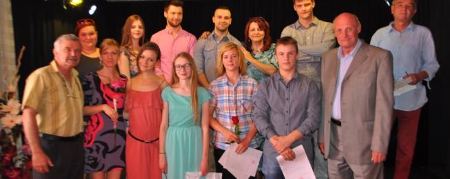 Slávnostné odovzdávanie maturitných vysvedčení