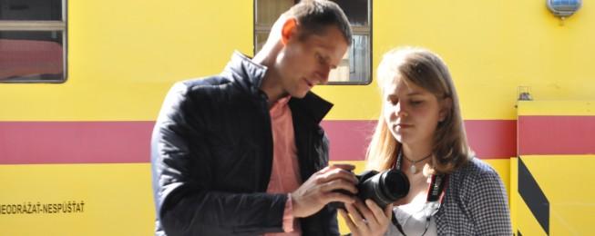Fotografický workshop s Martinom Almášim