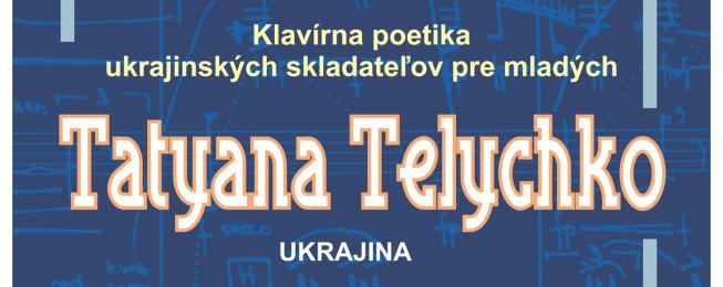 Klavírna poetika ukrajinských skladateľov pre mladých