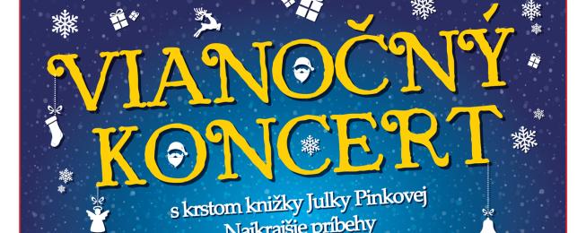 Vianočný koncert na Kaskádach