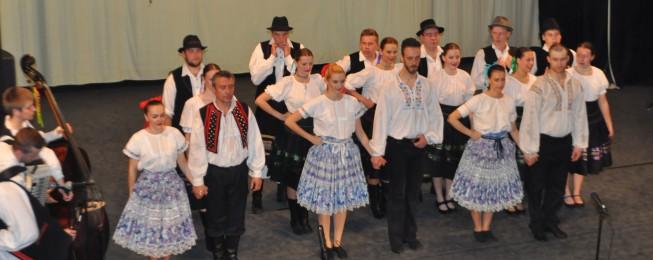 Tanečný absolventský koncert