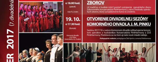 Program predstavení na október 2017