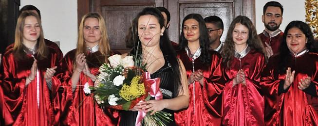 Veľkonočný absolventský koncert Klaudie Petickej