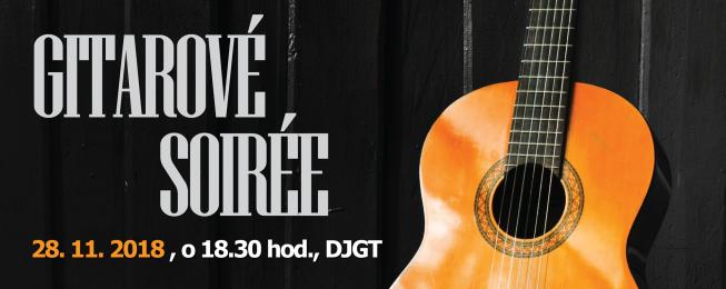 Gitarové soirée