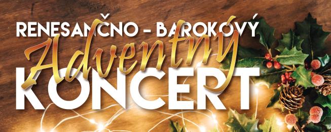 Renesančno-barokový adventný koncert