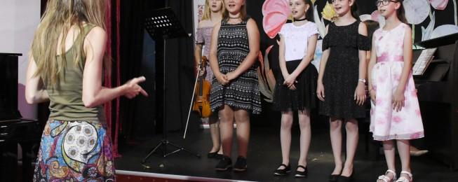 Záverečný koncert absolventov a žiakov ZUŠ