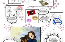 Z cyklu prác a výstupov žiakov Škôl športu a umenia PinkHarmony počas on-line vyučovania