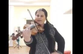 Husľový Bach