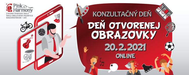 Deň otvorenej obrazovky – ONLINE