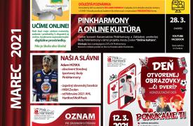 Program KDJMP na marec 2021