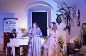 Absolventský koncert Dany Modranskej a Dominiky Mojžišovej