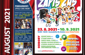 Program KDJMP na august 2021
