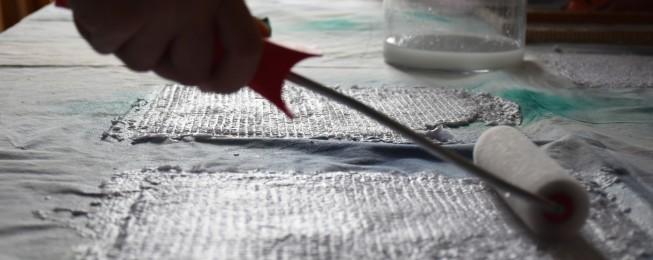 Výroba ručného papiera